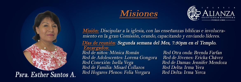 misiones web