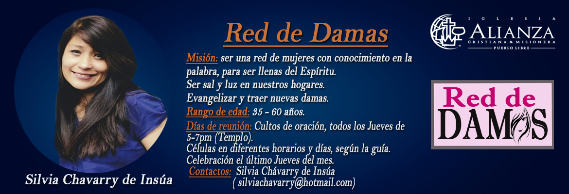 red de damas web