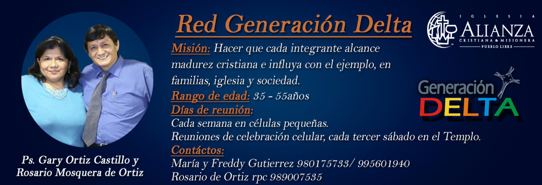red delta web