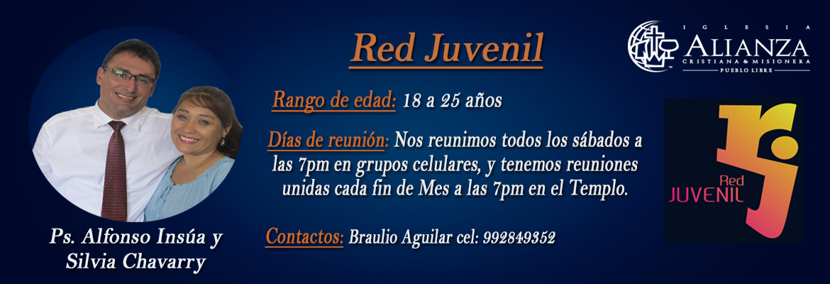 red juenil web